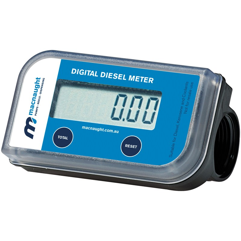 Macnaught ADTFM Digital Meter<br>Fuel 10-150L/min<br>775-302-003