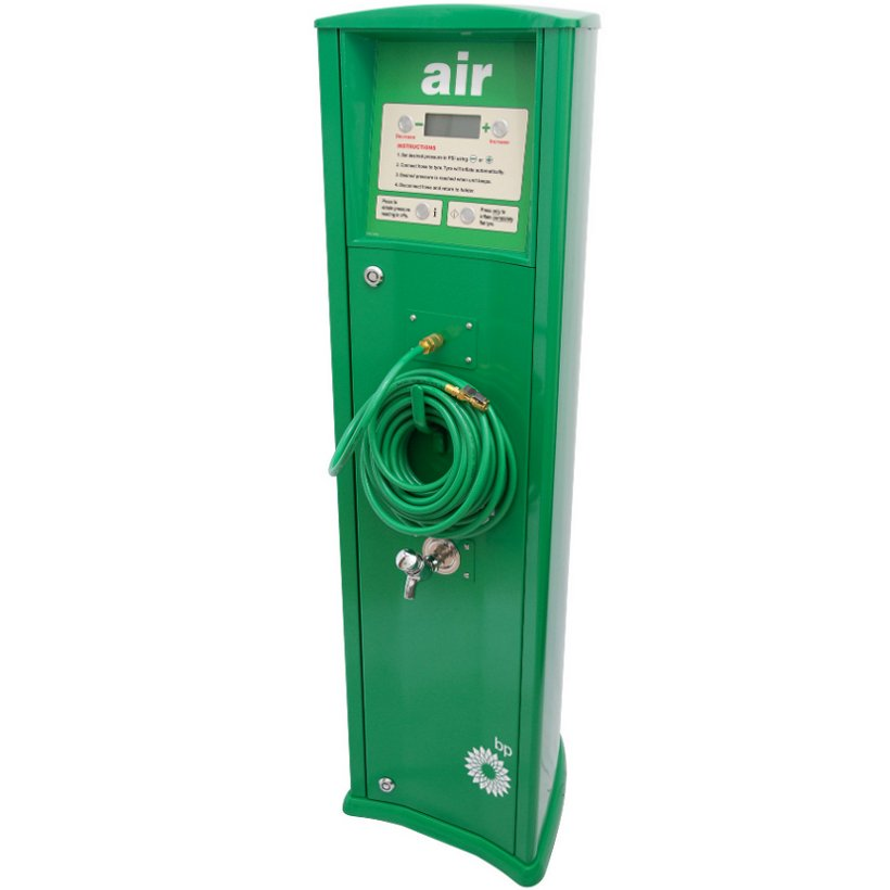 AIRTEC 89FRP Tyre Inflator<br>In-built Compressor, water