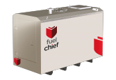Fuelchief DC25 Self-Bunded 2500L<br>Double-Skinned Diesel Tank