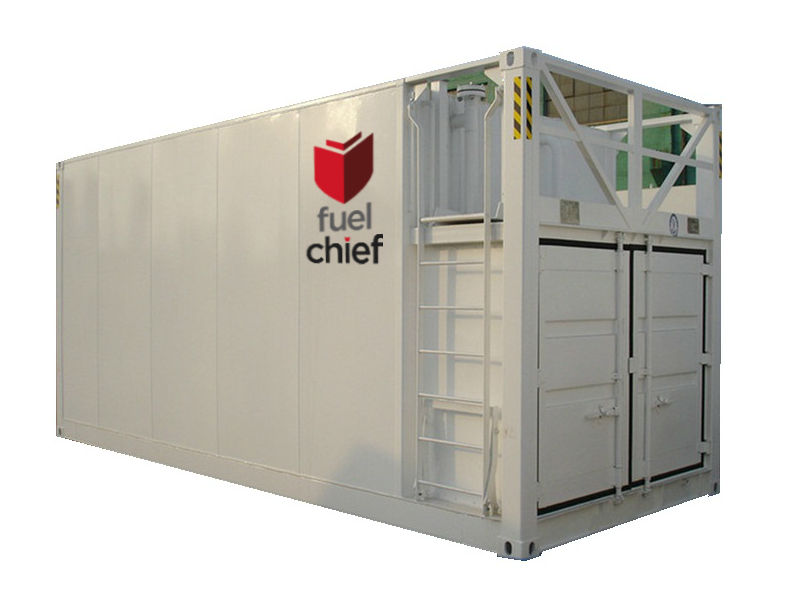 Fuelchief FT30<br>31,200L - Double-Skinned Container Tank<br>