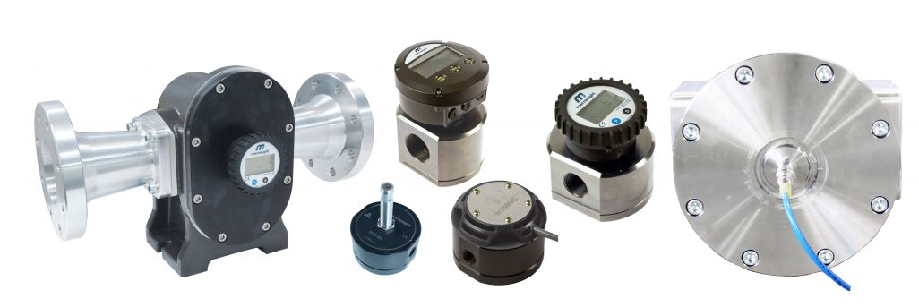 Macnaught MX Series Meters<br>Specialized Fuel & Chemical meters