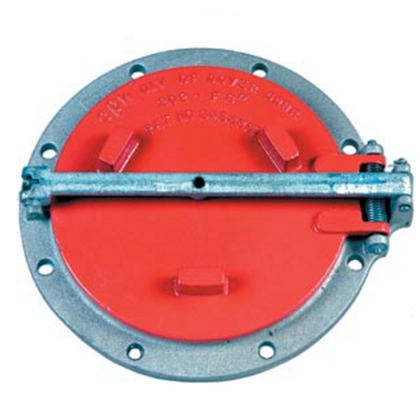 "OPW Emergency Vent<br>8"" Flange MANUAL RESET<br>330-552-429-003"