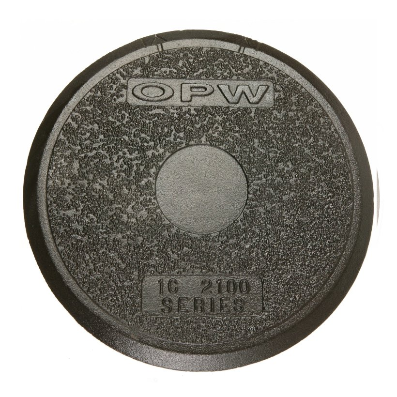 OPW Spill container lid<br>Rain tight cast iron<br>898-280-003