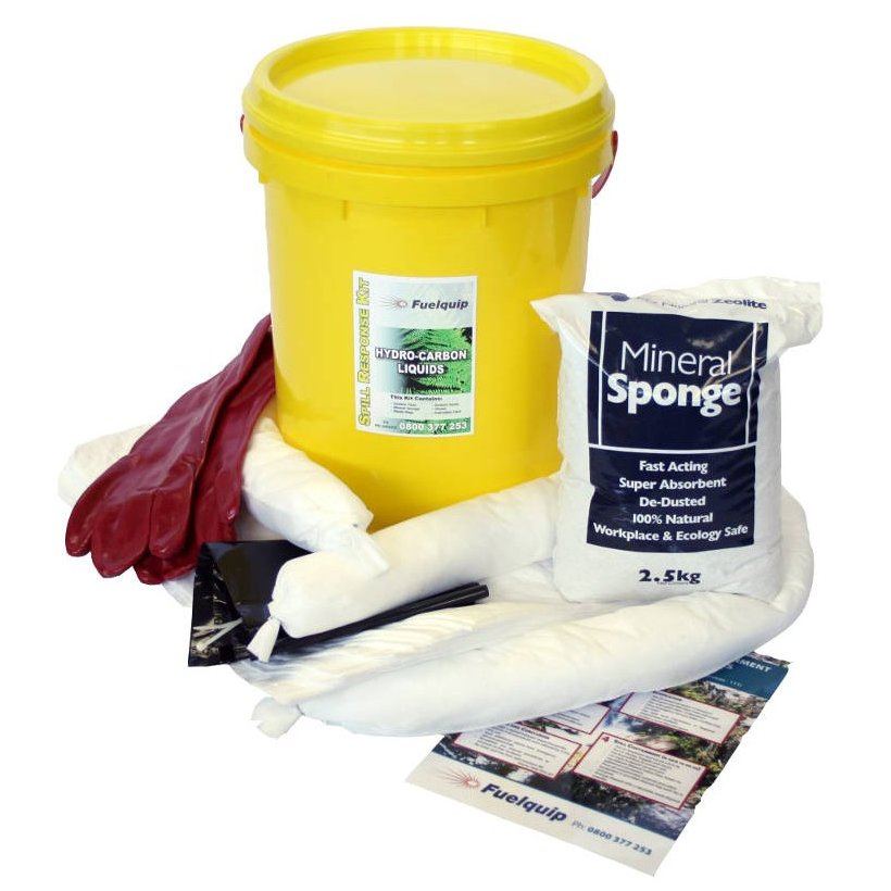 Spill Kits & Water finding Paste